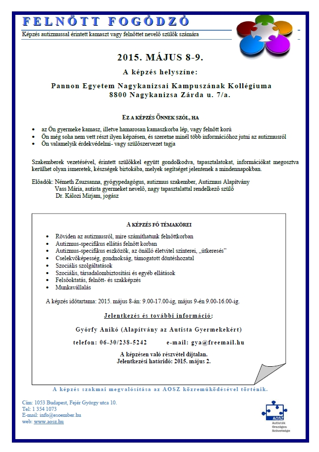FEF Nagykanizsa plakát