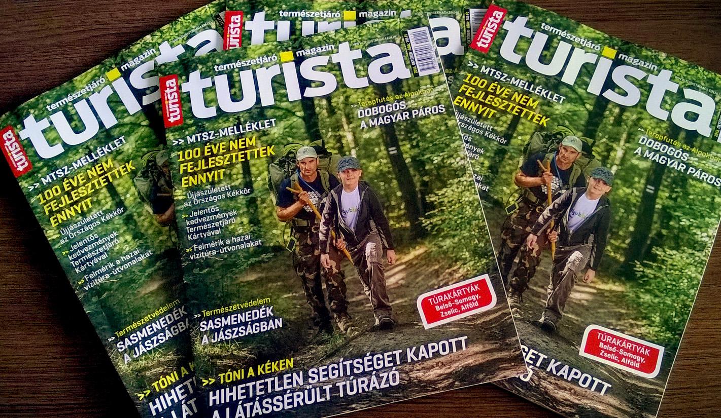 Turista Magazin 2015. októberi száma