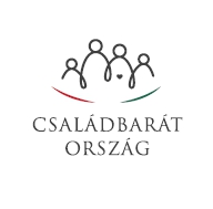 családbarát ország logo