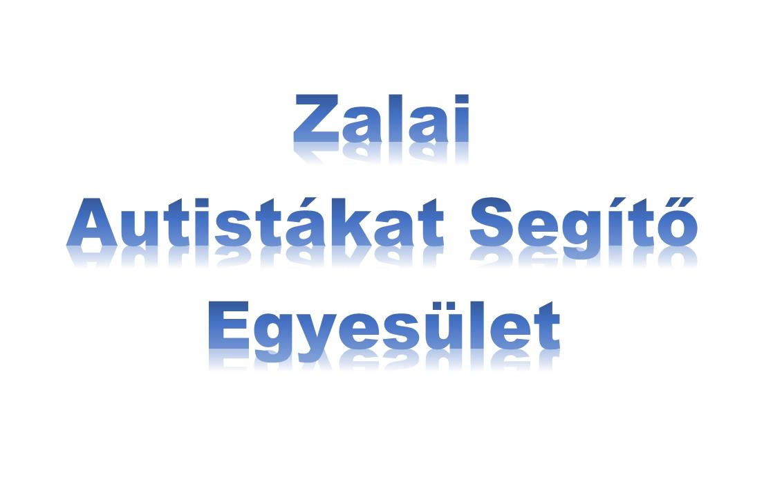 Zalai ASE felirat