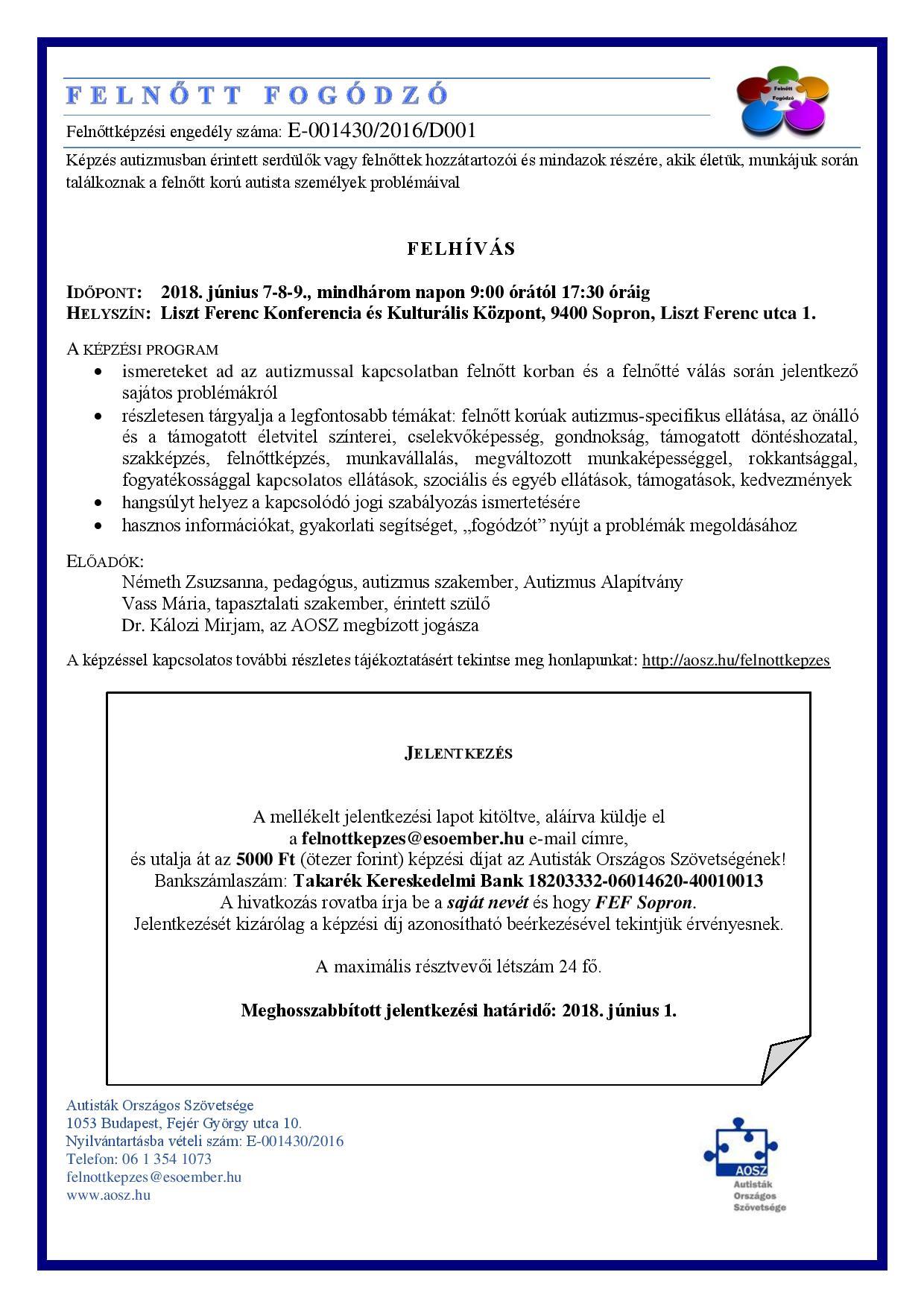 kereskedelmi képzési programok)